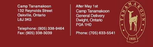 Contact Tanamakoon