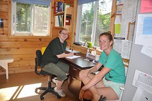 Algonquin Park Ontario Summer Girls Camp & Arts Program